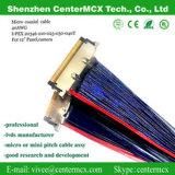 Câble de TÉLÉVISEUR LCD de harnais de fil de management fait sur commande