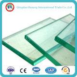 vidrio de flotador del claro de 8m m para la puerta Tempered