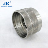 Customized CNC Machining Tube Fitting