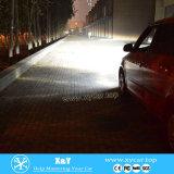 Luz principal de enfriamiento de cobre 20W 2600lm de la viruta H7 LED de Osram de la correa de los accesorios del coche