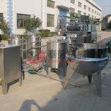 Máquinas de processo de fabricação de doces de gelado turco