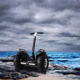 2つの車輪が付いている永続的なゴルフ車の電気バランスをとるスクーター