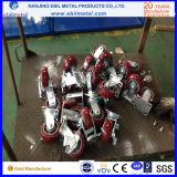 Контейнер крена обеспеченностью металла хранения пакгауза складывая
