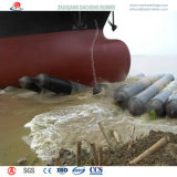 容器の進水のためのローラーの海洋の膨脹可能なゴム製エアバッグ