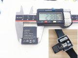 지능적인 시계 Dz09 A1 V-8 X6를 위한 본래 재충전용 Li 이온 건전지 3.7V 380mAh 지능적인 시계 건전지 보충 건전지