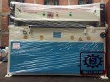 Papel higiénico hidráulico de cabeza plana máquina de corte