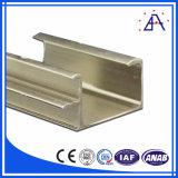 Анодируйте профиль шкафа алюминиевого сплава 6061-T5 для шкафа мебели