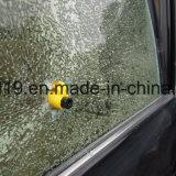 Молоток безопасности выключателя стекла окна автомобиля портативного свистка непредвиденный миниый