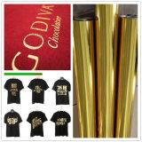 Feuille d'aluminium d'or de haute qualité