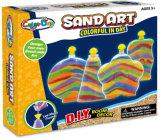 Формы декора Toy-4 комнаты песка цвета малышей DIY на стороне пляжа