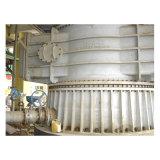 스테인리스 수동 운영 플랜지 절반 공 벨브 또는 반 공 벨브 Bq340h-25r Dn200