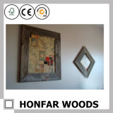 Cornice di legno di stile rustico della Francia per la decorazione della parete