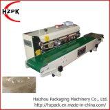 Máquina continua automática Fr-770 del lacre de la venda del sellador de la venda