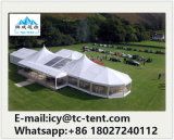 La miscela struttura le grandi tende dell'alto picco per il partito e la cerimonia nuziale di eventi da vendere