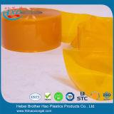 Paste het Oranje anti-Insect van de Kwaliteit van RoHS de Vlotte Deuren van het Gordijn van de Strook van pvc aan