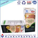 Caixas de papel de embalagem de alto nível personalizadas baratas