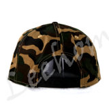 Tampão liso de Fiftted Camo da borda da era nova do Snapback