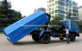 Dongfeng 4X2 12 van de Haak Ton van Vuilnisauto 12 van het Wapen Cbm het Broodje van het Wapen van Vrachtwagen