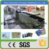 Sgs-anerkannte automatische Rolle, die den Packpapier-Beutel herstellt Maschine führt