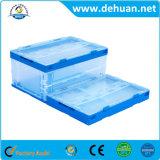 Cadre de mémoire de catégorie comestible/coffre/Conainer clairs en plastique pliés par articles de ménage avec universel