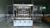 Оборудование пищевого масла жидкостного тензида сока лосьона шампуня заполняя