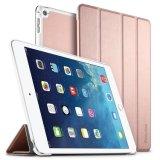 De Dekking van het Geval van het Folio van de Tribune van het leer voor Lucht 2 van iPad