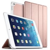 Leather Stand Folio Tablet Cover pour iPad Air 2