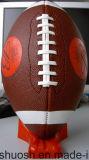 Football americano di cucitura della macchina del PVC