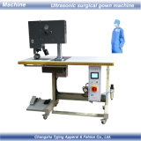Machine à coudre de robe médicale ultrasonique