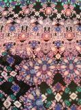 여자 복장과 블라우스를 위한 직물을 인쇄하는 100d Koshibo 직물 폴리에스테