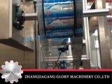 Máquina de embotellado líquida automática con el etiquetado que capsula
