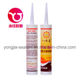 Kleefstof van het Glas van de Prijs van de fabriek het de Azijn Grote/Dichtingsproduct van het Silicone (bfx-668)