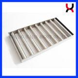 Filtro magnetico dal magnete della griglia/serie magnetica di figura del Grattare-Quadrato