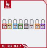 Cadeado curto azul da segurança do grilhão do OEM Bd-G03