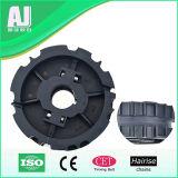 Нейлон колеса 16t для промышленного цепного колеса пластичного ролика