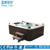 3 mètres 5 personnes utilisent un bain à remous acrylique extérieur pour spa (M-3307)