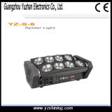 108pcsx3w RGBW LED Stadiums-bewegliches Hauptwäsche-Licht