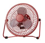 """Mini ventilador de metal eléctrico de gran alcance 6 """"ventilador de alta velocidad"""