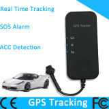 24 Echte uren - tijd die GPS van de Motorfiets van de Omheining Geo Drijver volgen