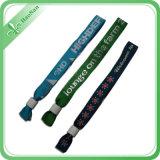 L'alta qualità promozionale dell'elemento del regalo personalizzata ha fatto il nuovo Wristband ecologico