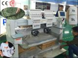 2 Hoofden Cap Embroidery Machines