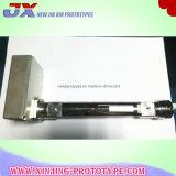 Piezas que trabajan a máquina modificadas para requisitos particulares del CNC del corte de acero de la precisión