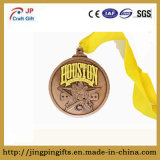 2017 Running Race Souvenir Metal Medal e Sport Badge
