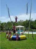 Ce trampoline gonflable Standard Celyle, trampoline professionnel à l'élastique