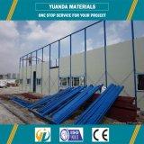 Marco constructivo de la estructura de acero de 2016 casas prefabricadas