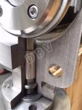 Русские клапан-бабочки ексцентрика триппеля места металла вафли CF8