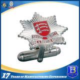 Zilveren Cufflink van de douane met Synthetisch Email (ele-CL002)