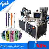 기계를 인쇄하는 1개의 색깔 자동적인 반점 UV 스크린