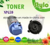 Toner van het Kopieerapparaat van de laser Patroon npg-59/C-Exv42 voor Gebruik in Canon