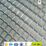 Расширенная нержавеющей сталью ячеистая сеть